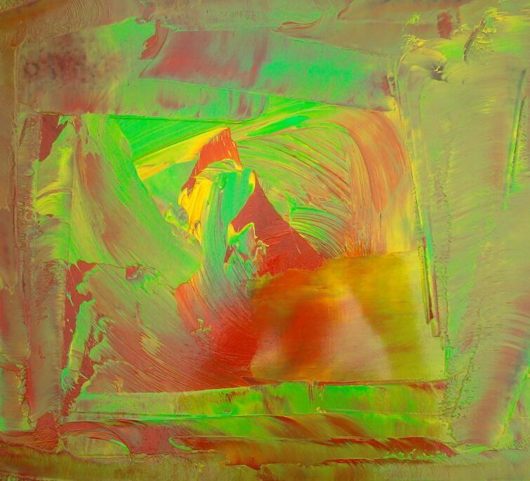 35x30,mdf fin,jaune,orange,vert,rouge