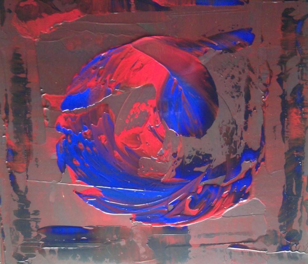 saut de l ange,bleu,rouge,mdf fin,35x30